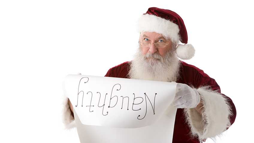 The Government's Naughty and Nice List