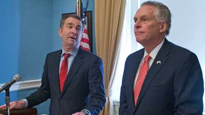 Virginia: Gun Control Tops New Governor's Agenda