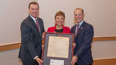 NRA Honors Chapel Hill Grassroots Activist