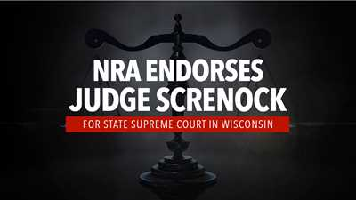 NRA Endorses Screnock for State Supreme Court
