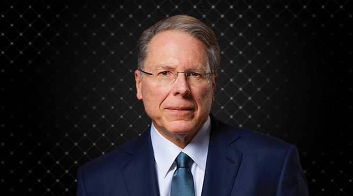 """We Must Immediately Harden Our Schools."" Wayne LaPierre, CPAC 2018"