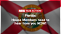 Florida: EMERGENCY ALERT: House Members Need to hear from you NOW