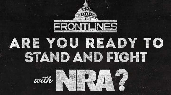 Attend NRA-ILA Grassroots Leadership Conference in Dallas!