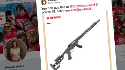 Bloomberg Gun Control Shill Targets Sportman's Warehouse for Selling a Bolt Action .22