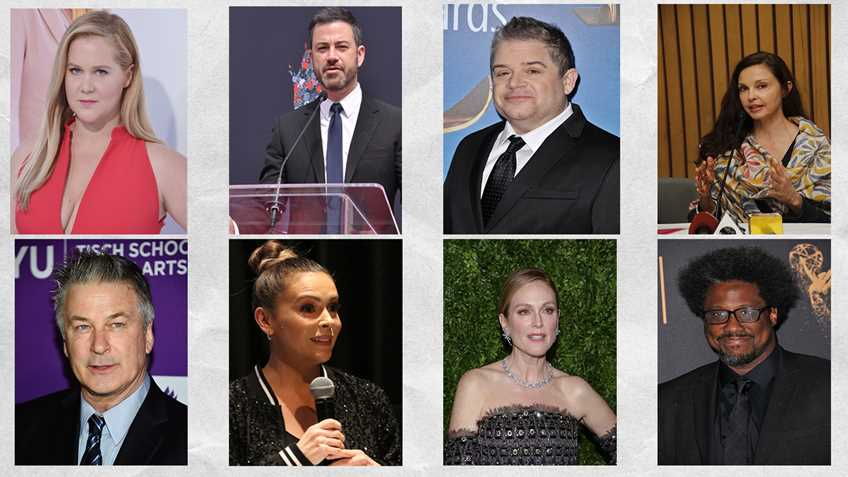 Another Group of Anti-Gun Celebrities Forms!  In Other News, The Sun Rose Today.