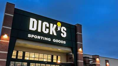 Dick's Keeps Digging