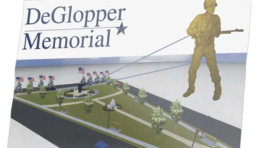 Anti-gun Political Correctness Imperils Monument to Medal of Honor Recipient