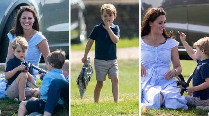 A Royal Pain: UK Malcontents Throw Tantrum over Prince George's Toy Gun