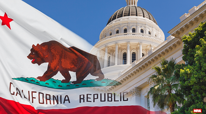 California: Anti-Gun and Anti-Hunting Bill Signed into Law