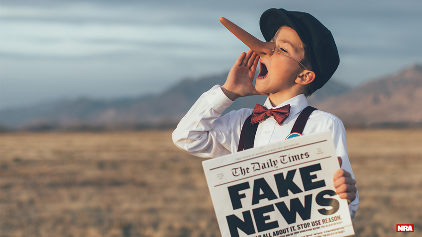 Fake Blues: The Media's Worst Enemy Isn't the President, It's Themselves