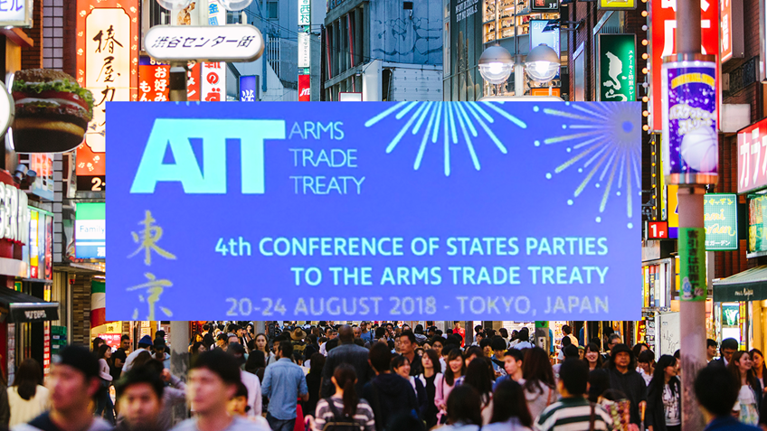 The Arms Trade Treaty: Where 46% Eat Free