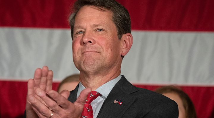 NRA Endorses Kemp for Georgia Governor