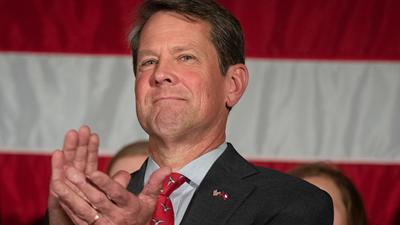 NRA Endorses Kemp for Georgia Governor