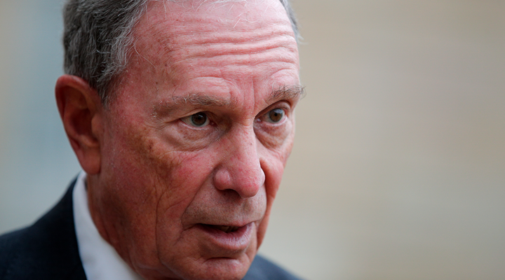 Bloomberg Presidential Run? Maybe. Bloomberg Effort to Buy the Midterms? Definitely.