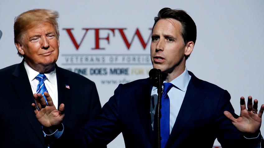 NRA Endorses Hawley for U.S. Senate in Missouri