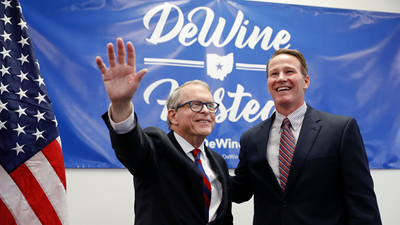 NRA Endorses Mike DeWine for Governor, Jon Husted for Lieutenant Governor