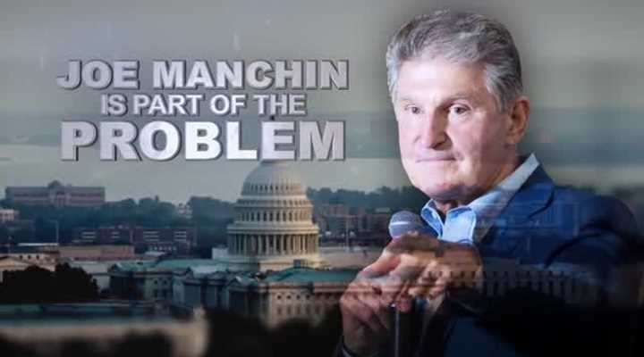 NRA: Joe Manchin is Part of the Problem