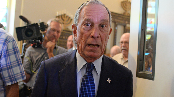 Bloomberg Finds Home in Today's Democratic Party