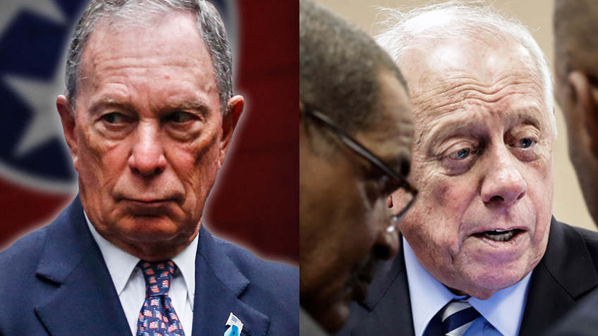 Senator from Tennessee or Times Square? Bloomberg Hosts Manhattan Fundraiser for Phil Bredesen
