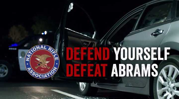NRA Launches Seven-Figure Ad Campaign in Georgia