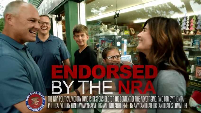 NRA Launches Ad Campaign for Pete Stauber in Minnesota
