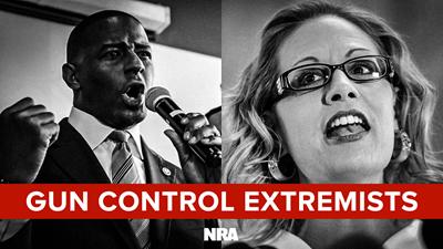 Videos Reveal Arizona's Sinema and Florida's Gillum Downplay Anti-gun Positions