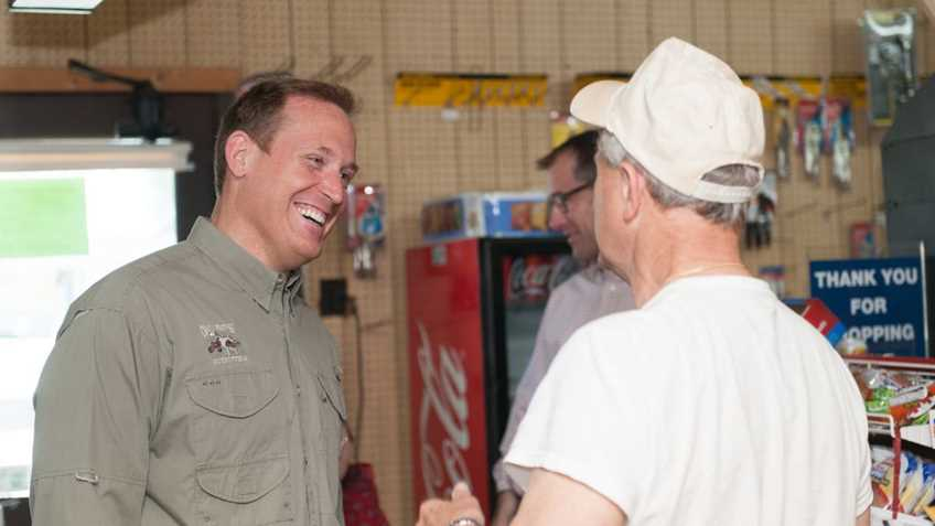 NRA Congratulates Budd in North Carolina 13th Congressional District Race