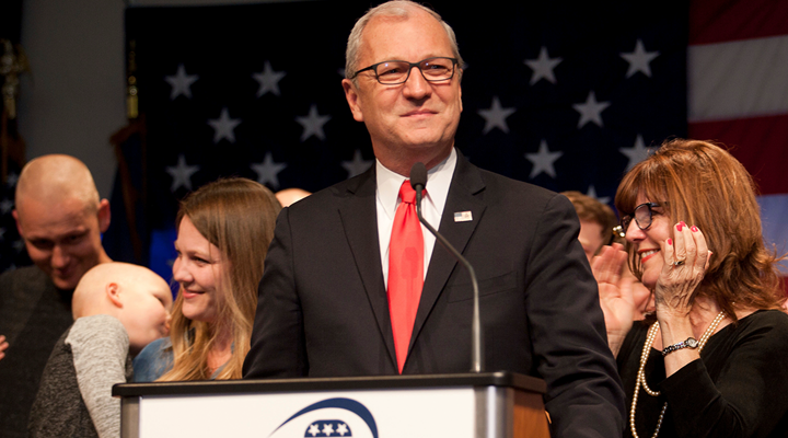 NRA Congratulates Cramer in North Dakota Senate Race