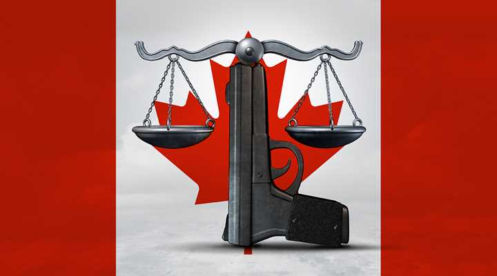 """This Hollow Display of Security"" – Canada's Liberal Government Presses for Even More Gun Control"