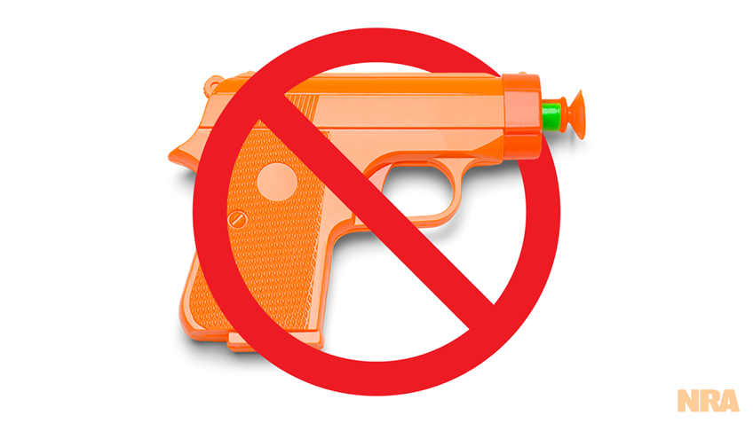 No Christmas Truce in the Culture War: Gun Controllers Indoctrinate Kids with Toy Gun Turn-in