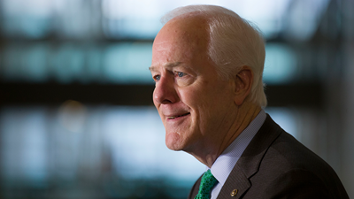 NRA Applauds Sen. Cornyn for Introducing Reciprocity Legislation