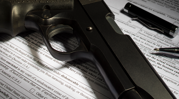Background Checks: No Impact on Criminals