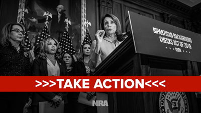 "Tell Your Members of Congress to Oppose ""Universal"" Background Check Bills"