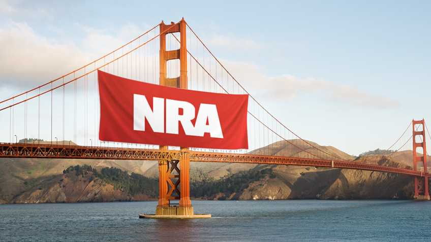 "San Francisco Board of Supervisors Declares NRA a ""Domestic Terrorist Organization"""