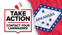Arkansas: Your Action Needed to Bring Stand Your Ground Legislation to the House Floor!