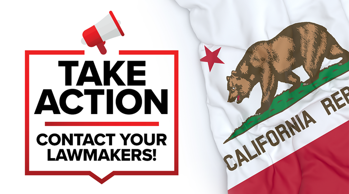 California: Firearm-Related Bills Eligible for Floor Votes and Additional Committee Hearings.