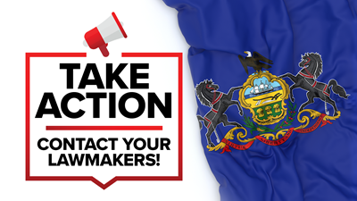 Pennsylvania: Please Attend Senate Judiciary Hearings on Numerous Gun Control Proposals