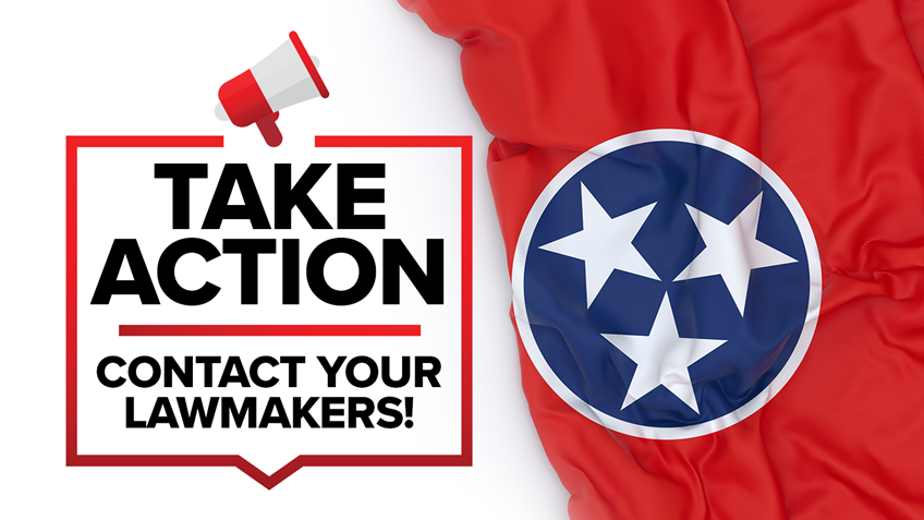 Tennessee: Multiple Gun Bill Hearings Scheduled in the Volunteer State