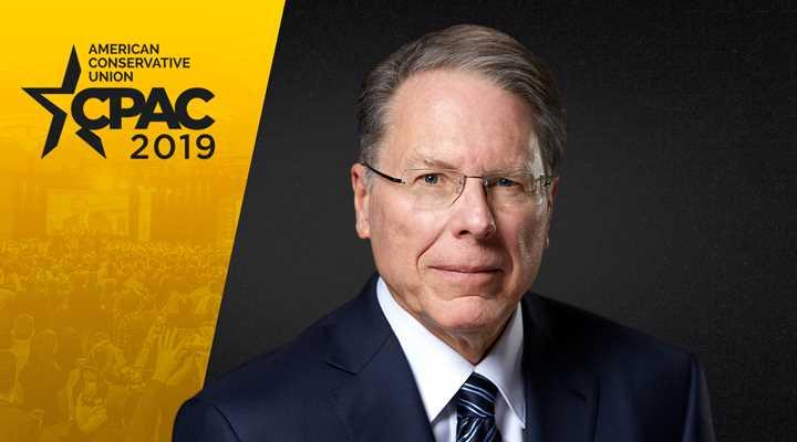 Wayne LaPierre: CPAC 2019