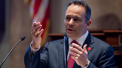 Governor Bevin Signs NRA-backed Constitutional Carry