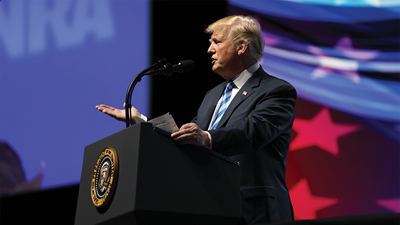 President Donald J. Trump will  Address NRA Members at the 148th NRA Annual Meetings and Exhibits in Indianapolis, Indiana