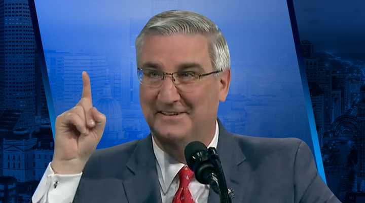 Governor Eric Holcomb: 2019 NRA-ILA Leadership Forum