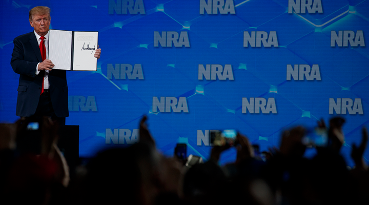 """What """"Unsigning"""" the Arms Trade Treaty Means for American Gun Owners"""