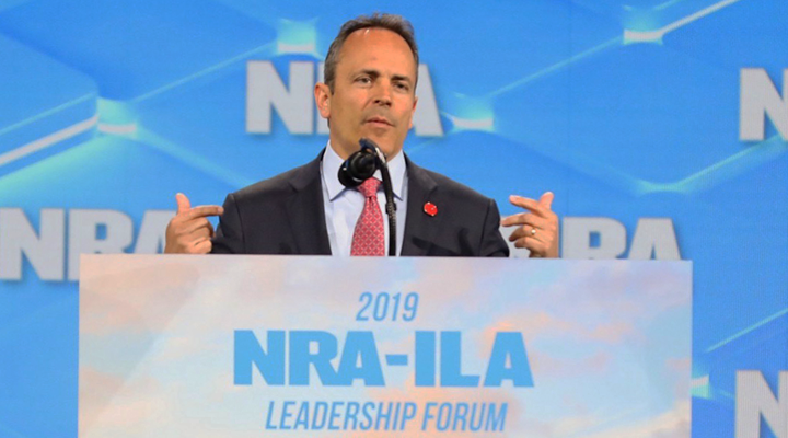 In Case You Missed It: Gov. Bevin Speaks at the 2019 NRA-ILA Leadership Forum