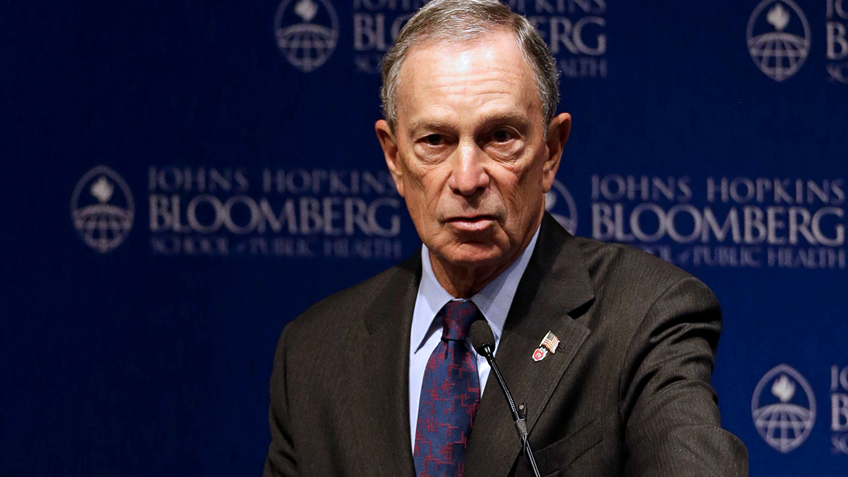 Bloomberg Course Continues Bloomberging Rights Away