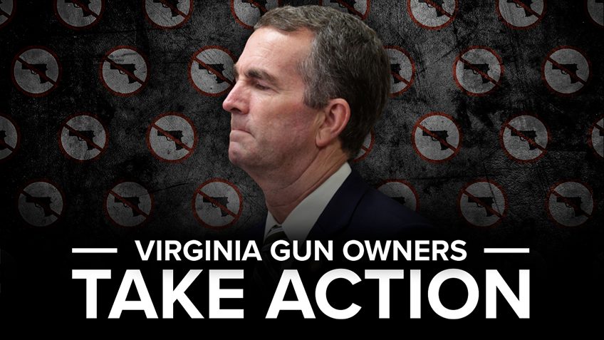 Image result for ralph northam gun control