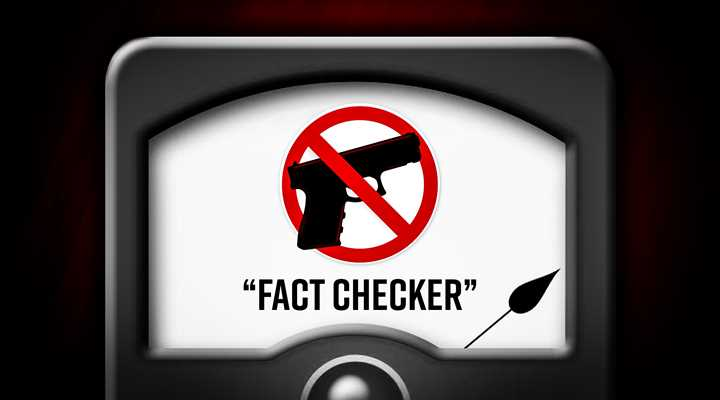 """Fact Checker:"" Joe Biden's ""Gun Ban"" Not a Gun Ban Because Some Guns Wouldn't Be Banned"