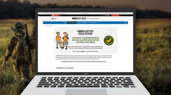 USFWS Says Free NRA Hunter Ed Course Counts As P-R Match Dollars