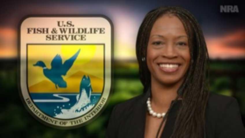 Trump Nominates Aurelia Skipwith to Lead USFWS