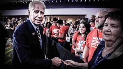 On Guns, Joe Biden is Full of It